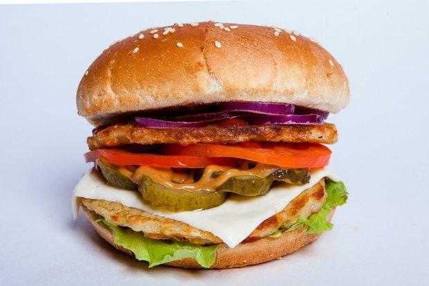 «Хашбрауни бургер». Изображение № 1.
