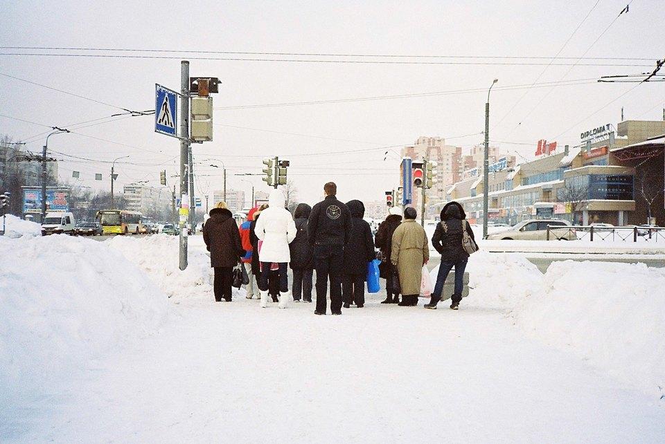 На районе: Фрунзенский глазами Александра Бондаря. Изображение №4.