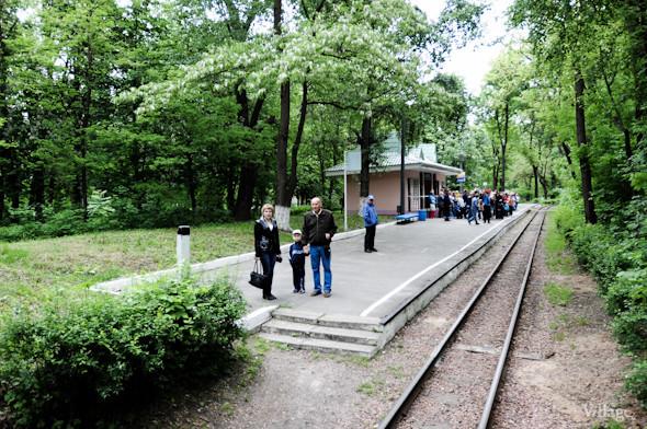 Фоторепортаж: В Киеве открылся сезон на детской железной дороге. Зображення № 30.