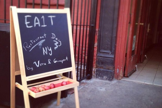 Личный опыт: Как провести «Ресторанный день» в своём городе. Изображение № 5.