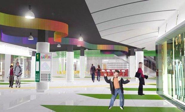 Пополнение: 6 новых торгово-развлекательных центров вКиеве. Изображение № 19.