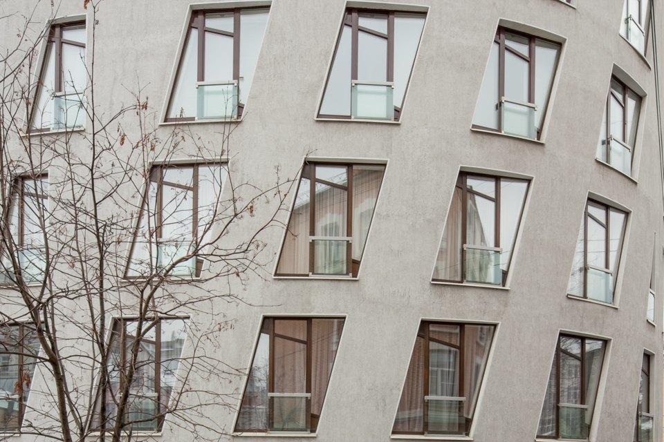 Нелужковский стиль: 5 удачных современных зданий вцентре Москвы. Изображение № 5.