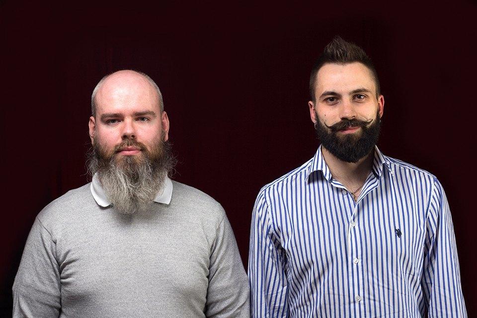 Участники российского чемпионата бородачей иусачей. Изображение № 9.