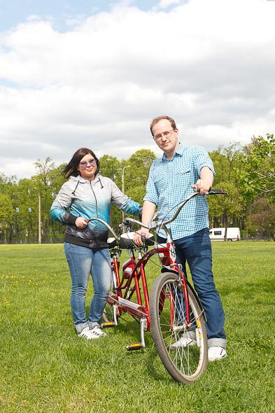 Участники пробега Let's bike it! о велодорожках. Изображение № 9.