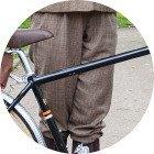 C твидом на город: участники веловояжа в Петербурге о ретро-вещах. Изображение № 36.