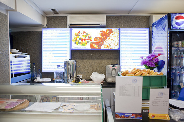 На станции «Митино» открылось четыре метрокафе. Изображение № 6.