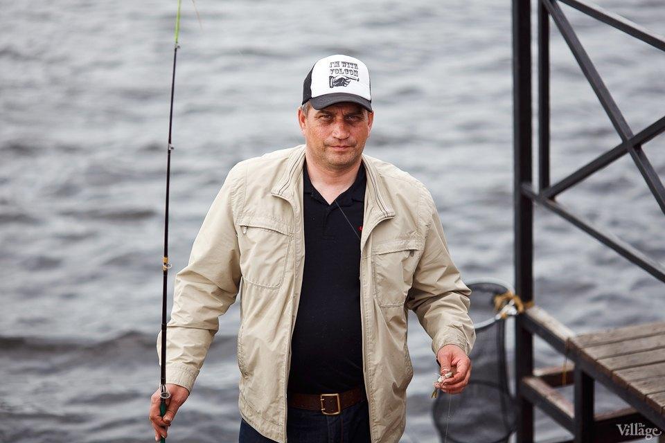 Люди в городе: Рыбаки Петербурга. Изображение № 16.