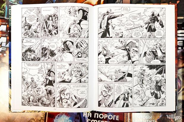 Раскадровка: 6 магазинов илавок с комиксами вПетербурге. Изображение № 74.