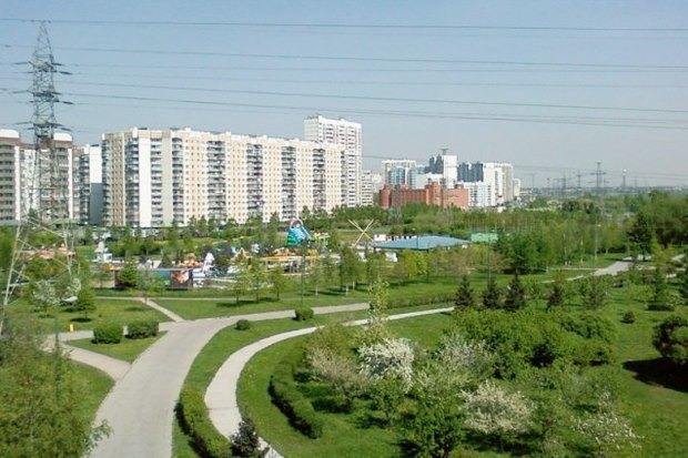 Фото:  ПКИО 850-летия г. Москвы. Изображение № 1.