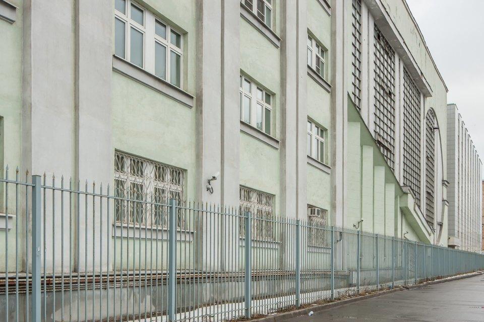 Архитектор Михаил Князев — осамых необычных автомобильных гаражах Москвы. Изображение № 4.