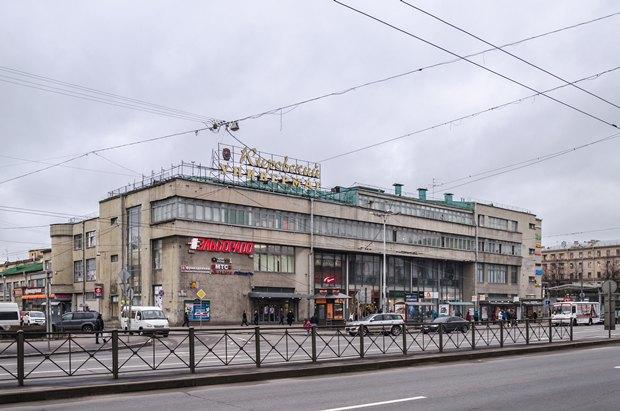 Кировский универмаг реконструируют. Изображение № 1.