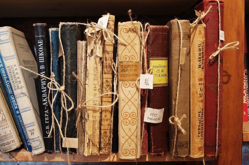 6 маленьких книжных: Секреты выживания вМоскве. Изображение № 8.