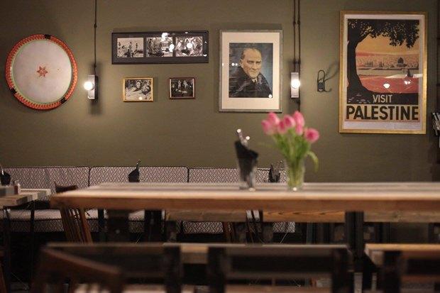 НаСтремянной открылось кафе Beirut свосточной кухней. Изображение № 2.