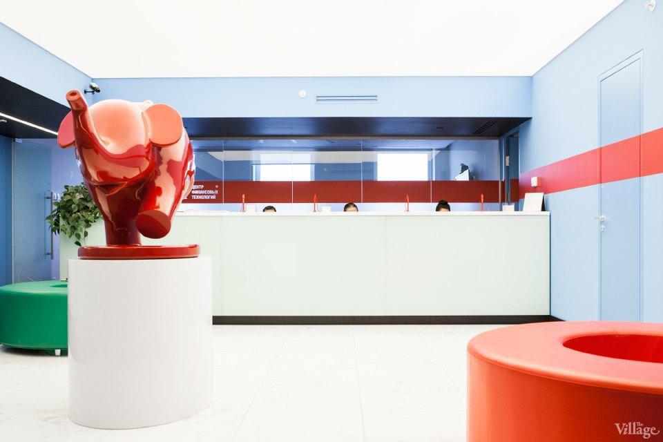 Офис недели (Москва): «Центр финансовых технологий». Изображение № 3.