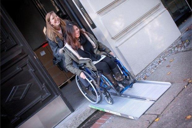 Иностранный опыт: 6 городских проектов для инвалидов. Изображение № 3.
