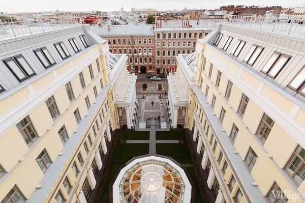 Фото дня: Как выглядит отель Государственного Эрмитажа в Петербурге. Изображение № 20.