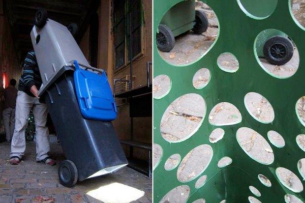 Прямая речь: Голландский архитектор — огородских объектах из мусора. Изображение № 12.