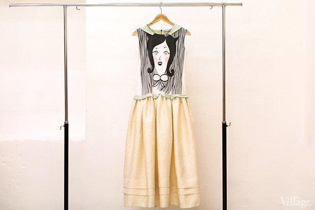Платье «Принцесса вампиров» (показ) — 19 990 рублей. Изображение № 13.