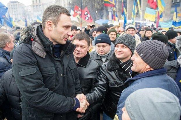 Работа со вспышкой: Фотографы — о съёмке на «Евромайдане». Изображение № 35.