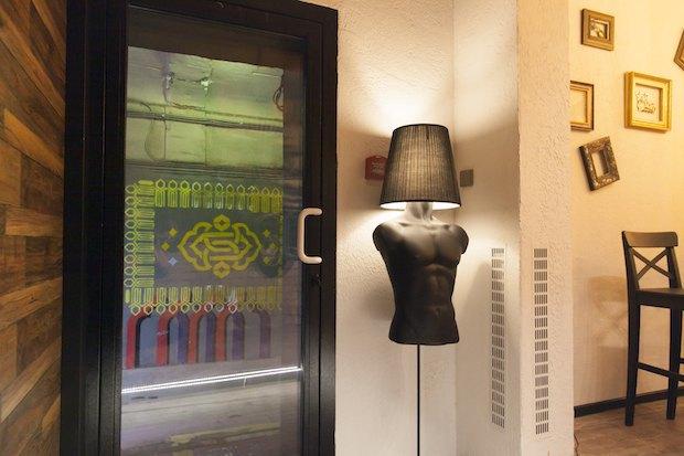 На Малой Бронной открылось кафе ближневосточной кухни Laffa Laffa. Изображение № 3.