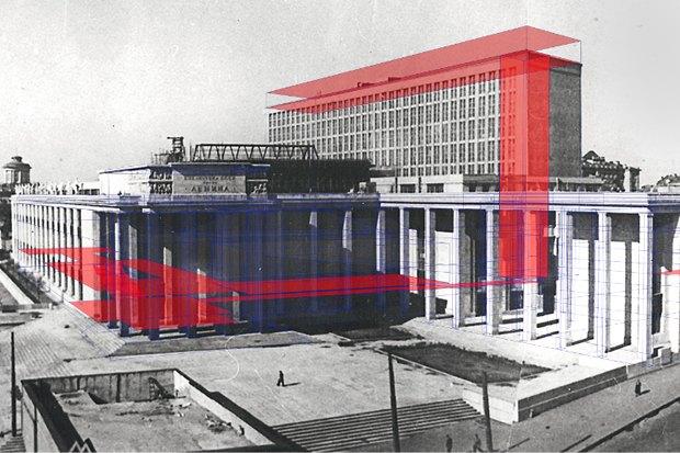 МУАР подвёл итоги конкурса проектов музейного кластера. Изображение № 1.