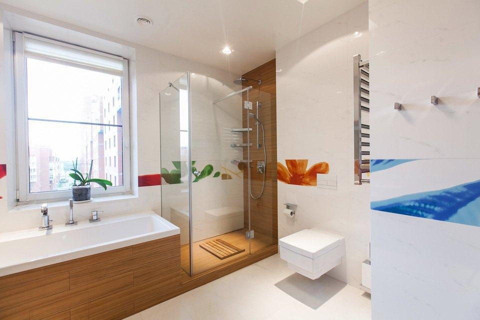 Квартира для семьи  с минималистским интерьером. Изображение № 18.
