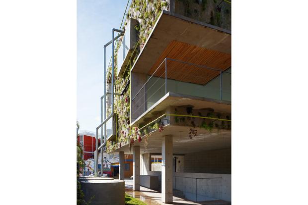 Дизайн от природы: Тропическая архитектура Бразилии. Изображение № 22.