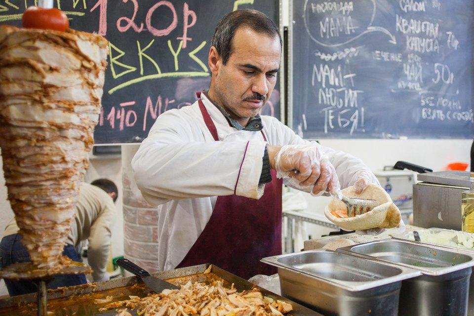 Первый Городской маркет еды сезона. Изображение № 4.