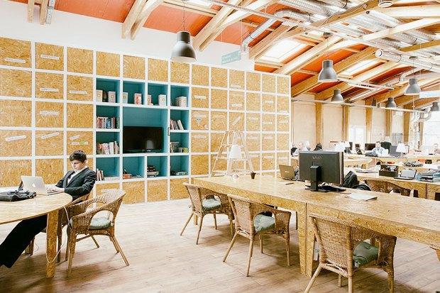 5новых проектов совместного потребления вПариже, Сан-Франциско, Нью-Йорке иТоронто. Изображение № 2.