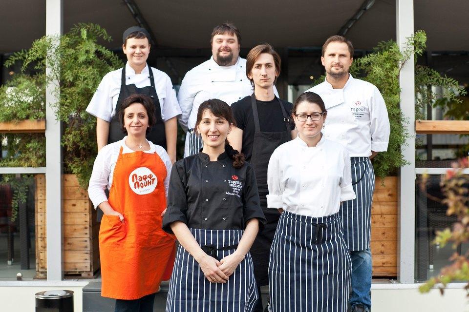 На выпуск: Кем стали студенты кулинарной школы Ragout. Изображение № 2.
