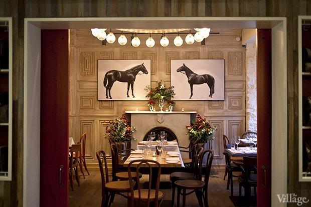 Ресторан ибар Saxon + Parole. Изображение № 1.