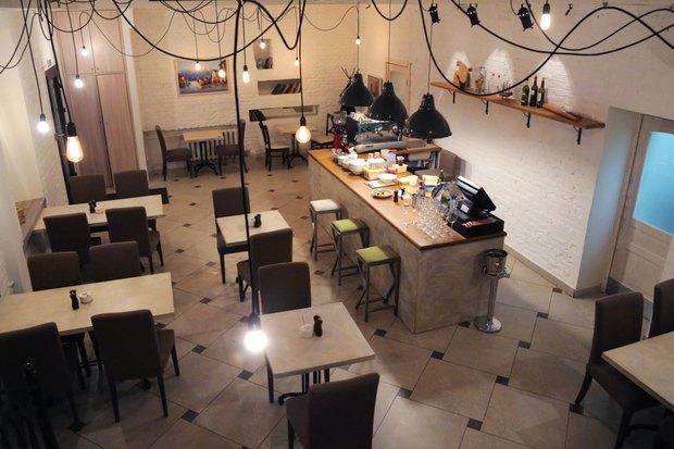 10кафе, баров иресторанов октября. Изображение № 9.