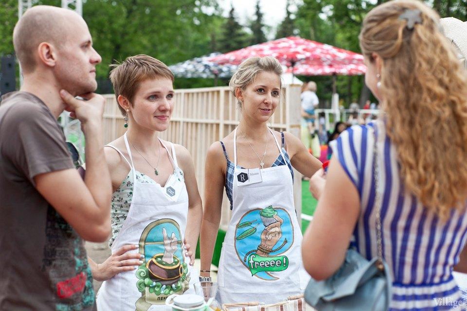 Жующие вместе: «Ресторанный день» в Москве. Изображение № 43.