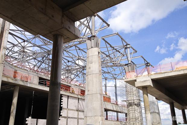 Фоторепортаж: Каким будет новый терминал Пулкова. Изображение № 47.