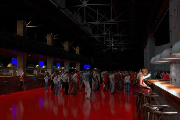 В Москве откроется новая концертная площадка на 8 тысяч зрителей. Изображение № 8.