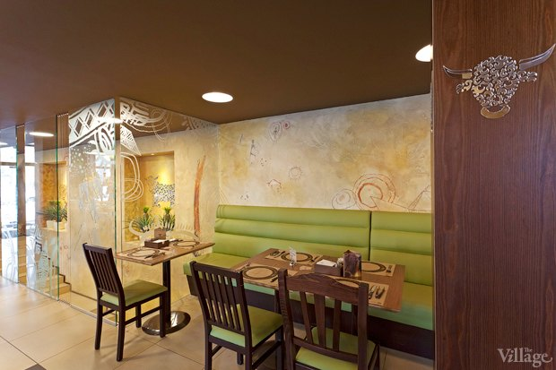 Новое место (Киев): Бразильский ресторан Grill do Brasil. Зображення № 8.