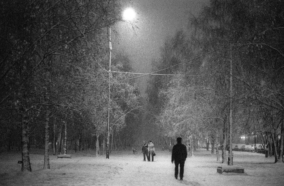 Камера наблюдения: Москва глазами Михаила Почуева. Изображение №32.