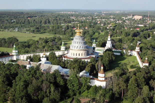 Маршрут на выходные: Москва