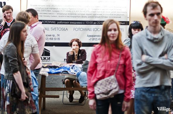 Фоторепортаж: Люди, покупки и опасные отходы на Garage Sale. Изображение № 16.