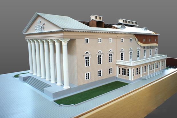 Каменноостровский театр откроется после пятилетний реконструкции. Изображение № 3.