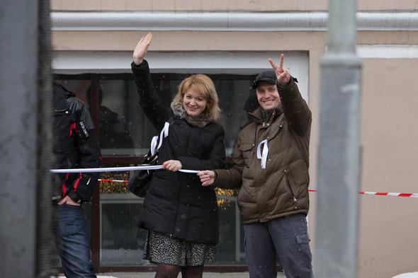 Близкое окружение: Участники акции «Белый круг» о проблемах Москвы. Изображение № 31.