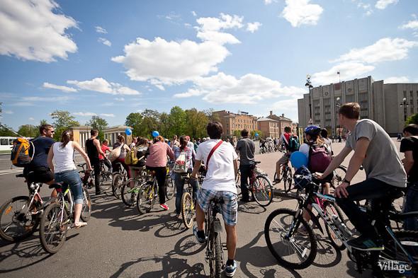 Спорт в городе: Пробег роллеров, велопарад и «Русская пробежка». Изображение № 26.