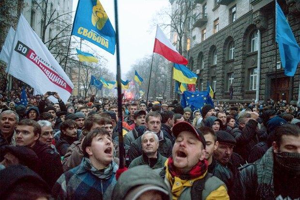 Газ до отказа: Андрей Горшков о том, как Путин объединил Украину. Изображение № 6.