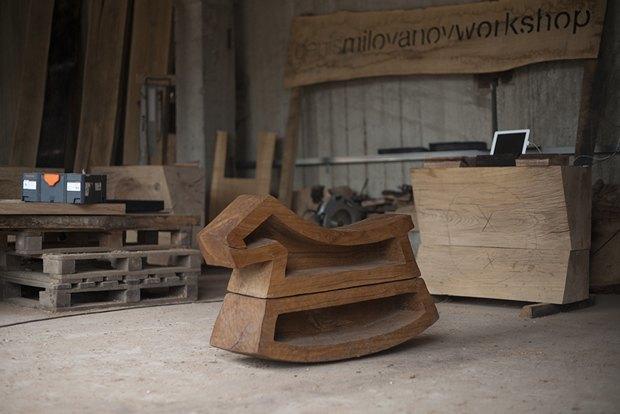 Cделано из дерева: 7 российских мебельных мастерских. Изображение № 34.