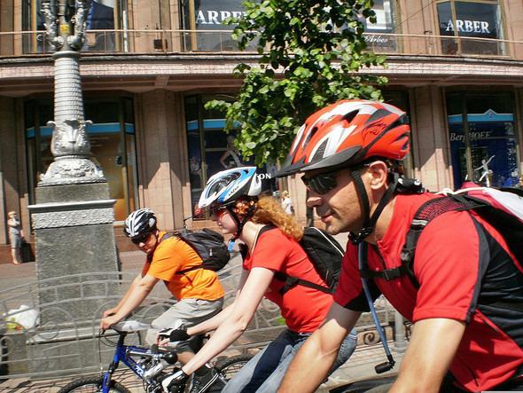 В Киеве проложат 17 велосипедных маршрутов. Зображення № 1.