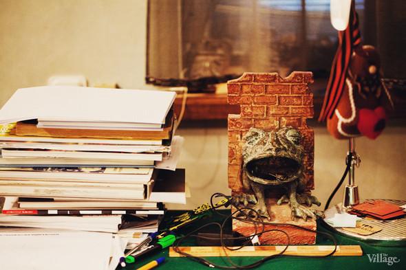 Офис недели (Петербург): Архитектурная мастерская Сергея Ерофеева. Изображение № 31.