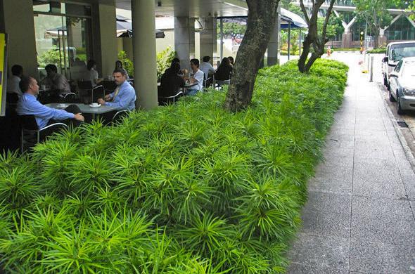 На комфорт городской среды больше влияет не этажность зданий, а организация пространства вокруг них. . Изображение № 15.