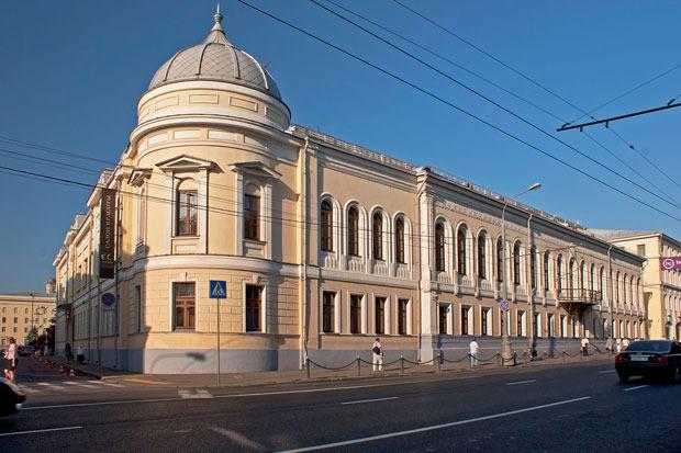 «Дому Болконского» из «Войны и мира» собираются надстроить этаж. Изображение №1.