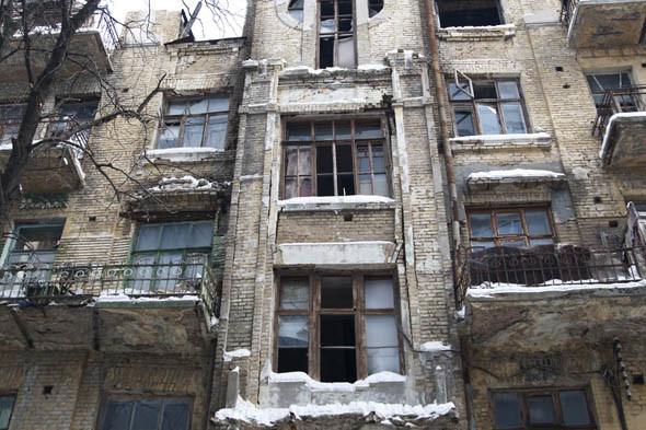 Минус один: В Киеве сносят очередной памятник истории и архитектуры. Изображение № 4.
