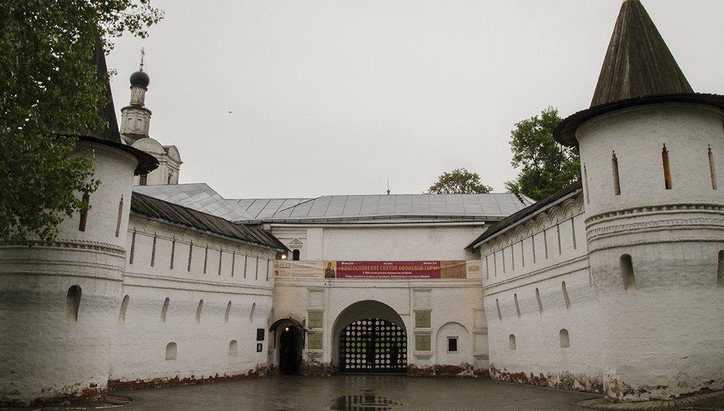 Спасо-Андроников монастырь (музей Андрея Рублёва). Изображение № 65.